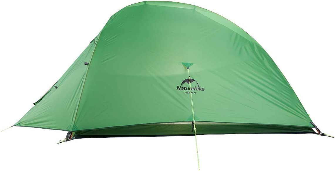 Naturehike Tent Cloud Up Upgrade Ultralight 2 Person Tent for Camping,Backpacking,Hiking
