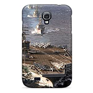 High-quality Durable Protection Case For Galaxy S4(navy)