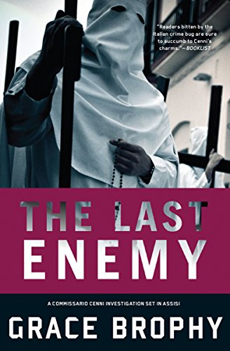 The Last Enemy (A Commissario Cenni Investigation Book 1)
