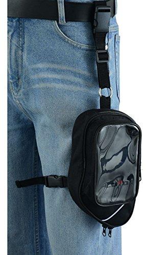 Pernera para moto (Bolsa de pierna): Amazon.es: Coche y moto