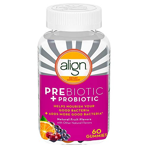 Align Gummies Pre+Probiotic 60Ct (Pack of - 60 Count Gummy