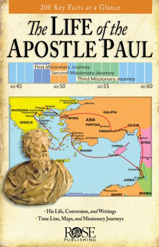 The life of the apostle paul kindle edition by rose publishing the life of the apostle paul by publishing rose fandeluxe Gallery