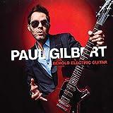 51o66ACiLBL. SL160  - Paul Gilbert - Behold Electric Guitar (Album Review)