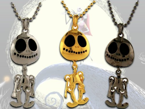 jack the pumpkin king jewelry - 2
