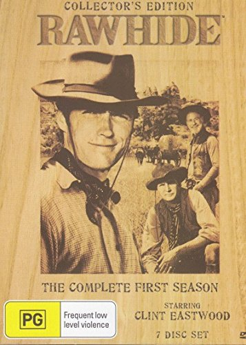 - Rawhide Season 1 DVD [Collector's Edition] [Wood Pack]
