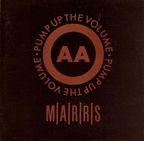 "Pump Up The Volume (UK 12"" Remix)"
