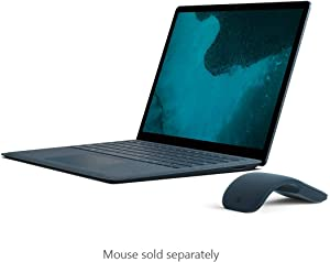 Microsoft Surface Laptop 2 (Intel Core i7, 16GB RAM, 512GB SSD) - Cobalt (Renewed)