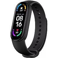 Xiaomi Mi Smart Band 6, Sports Fitness Tracker, Sleep Heart Rate Health Monitoring, 5 ATM Waterproof, Last Long Battery