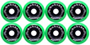 LABEDA WHEELS Inline Roller Hockey SHOOTER 80mm 83A x8