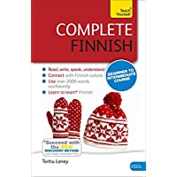 Complete Finnish Beginner to Intermediate Course: Book: New edition