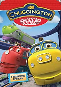 Ch: Lets Ride The Rails