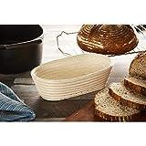 Banneton Oval 750 g - cesto de pão de ratã