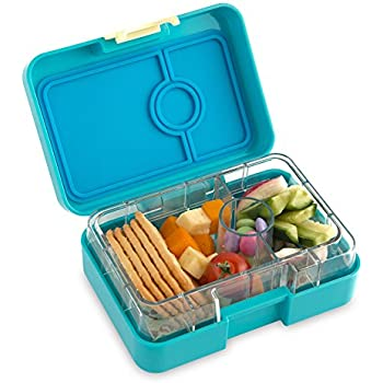 YUMBOX MiniSnack Leakproof Snack Box (Cannes Blue)