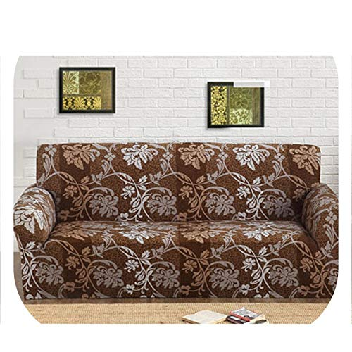 YoonGi Custom Stretch Fabric Sofa Sets All-Inclusive Universal Sofa Cover All Cover Towel European Summer Leather Sofa Cushion Slip,19,Two seat Sofa Custom Leather Sofa Sets