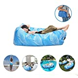 OtdAir Inflatable Lounger Air Sofa with Portable Package Outdoor Inflatable Lounge for Beach and Pool Parties, Travelling, Hiking, Camping, Park