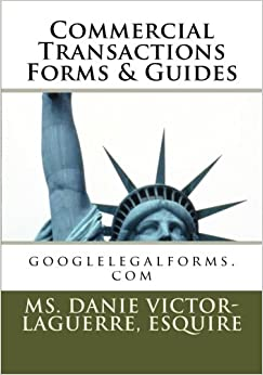 Commercial Transactions Forms & Guides: googlelegalforms.com