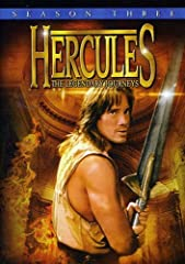 Out of the mists of time, one warrior stands above the rest for his courage, strength and unrelenting desire to do good: Hercules. Be there for all 22 Season Three episodes as Kevin Sorbo picks up the sword once more as the brawny, brave hero...