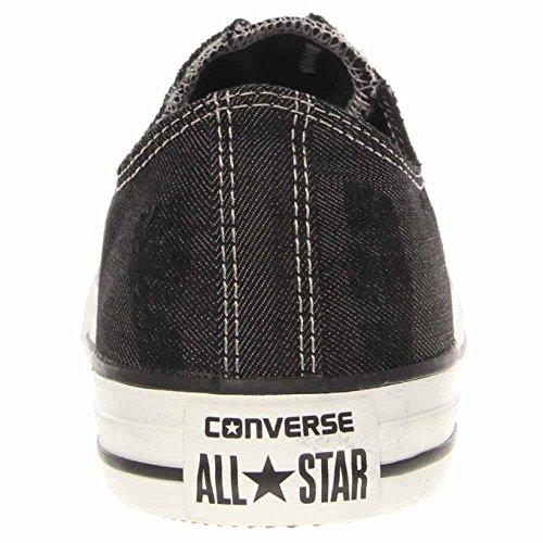 Converse - - Chuck Taylor All Star Denim Halbschuhe Black