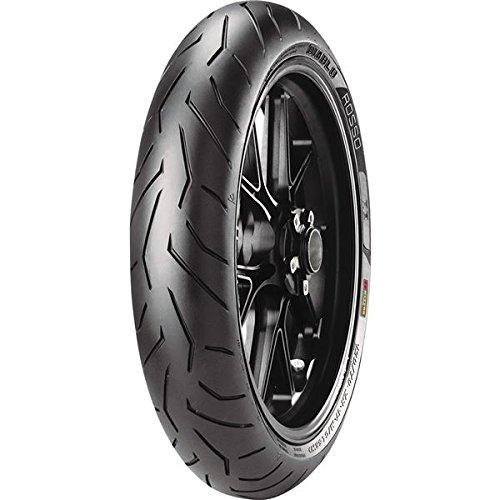 Pirelli DIABLO ROSSO II Street Sport Motorcycle Tire - 120/70ZR17 58W