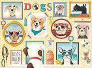 Buffalo Games - Dogs Rule - 1000 Piece Jigsaw Puzzle