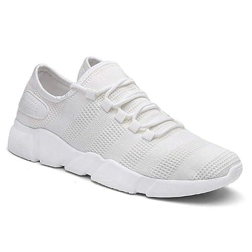 Gtagain Transpirables Deportivo Planos Informales Shoes Hombre - Malla Zapatillas Gym Running Cómodas Calzado Correr Zapatos: Amazon.es: Zapatos y ...