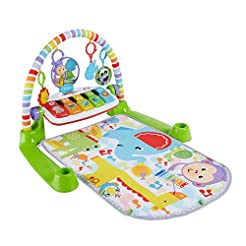 Fisher-Price Deluxe Kick 'n Play Piano G...