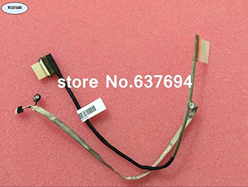 ShineBear Original Laptop LCD/LED/LVDS Cable for ASUS U40 U40A U40S U40SD Series HW14WX102-01 HW14WX102 - (Cable Length: NA) ()