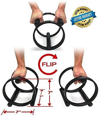 P-Fit – Push Up Bars Balance Stretch Set of 2 Prodigy Fit