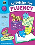 img - for Activities for Fluency, Grades 3-4 book / textbook / text book