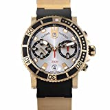 Watches : Ulysse Nardin Marine Diver Chronograph automatic-self-wind mens Watch (Certified Pre-owned)