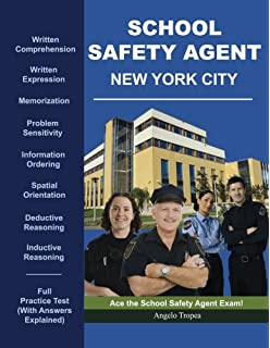 School Safety Agent Exam Secrets Study Guide: NYC Civil Service ...