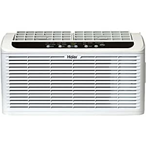 Haier ESAQ408P Serenity Series 8000 BTU 115V Window Air Conditioner with LED Remote Control