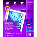"""Avery Super Heavyweight Reference Sheet Protectors (AVE74131), Holds 8.5""""x11"""" sheets"""