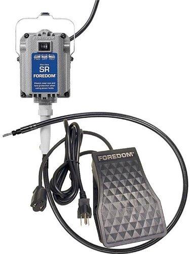 Foredom SR-FCT 1/6hp 18000rpm Hang Up Motor & Speed Cntl - M.SR-FCT