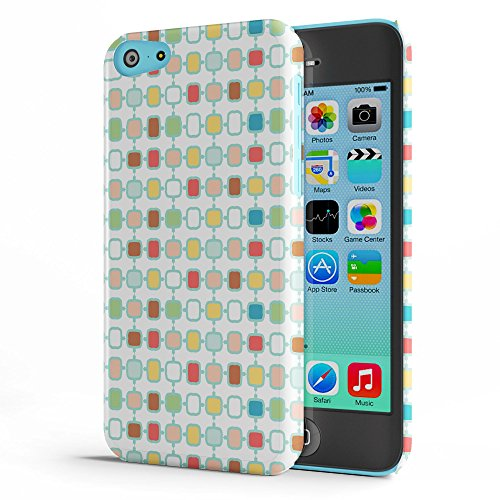 Koveru Back Cover Case for Apple iPhone 5C - Phome Pattern