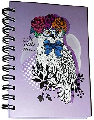 Cuaderno de notas con rayas, de Super Look Hibo, ref: HIB