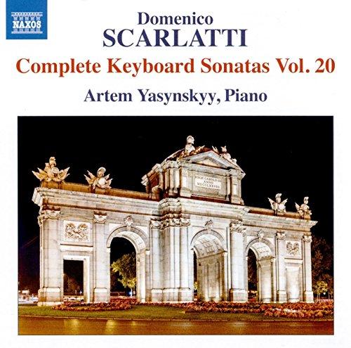 Complete Keyboard Sonatas (Complete Keyboard Sonatas 20)