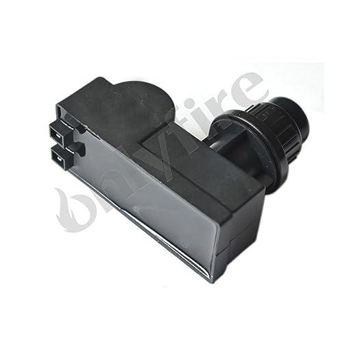 Encendedor Only Fire, para barbacoas, generador de chispas con un botón, pila AA