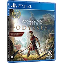 Assassins Creed Odyssey, Playstation 4