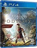Assassin's Creed Odyssey coloca as escolhas do jogador em primeiro plano com várias inovações, à medida que você escolhe o herói que quer se tornar e muda o mundo à sua volta. Assuma o controle do seu destino a cada decisão que tomar e a cada relacio...