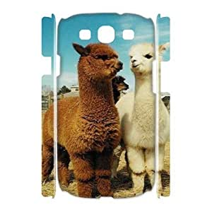 Sheep Brand New 3D Cover Case for Samsung Galaxy S3 I9300,diy case cover ygtg-707602