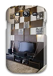 High-end Case Cover Protector For Galaxy S3(living Room)