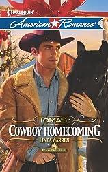 Tomas: Cowboy Homecoming (Harts of the Rodeo series Book 6)