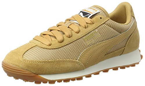 Puma Beige apple Rider Cinnamon Da Basse Easy apple Ginnastica Scarpe Donna Cinnamon A0qgA8Or
