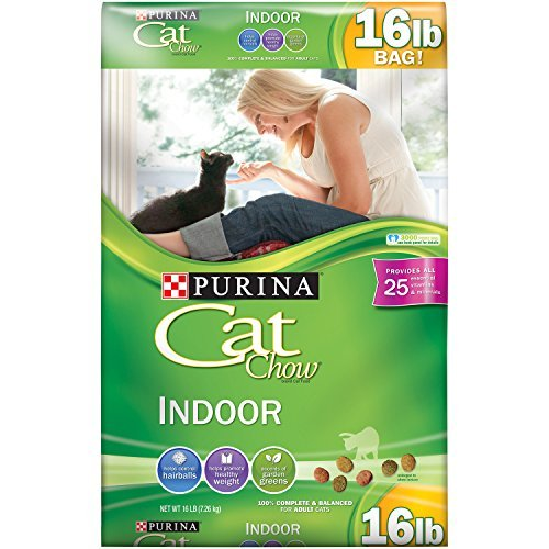 Cat Chow Indoor Formula 16 lb by Cat Chow