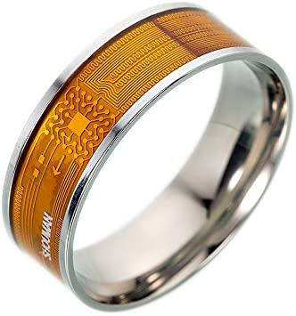 USUASI JN-341 Smart Ring New Technology Magic Finger for Android Windows NFC Phone Smart Accessories