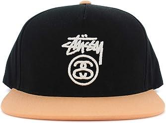 95560168ab2 Stussy Mens Stock Lock Sp18 Hat