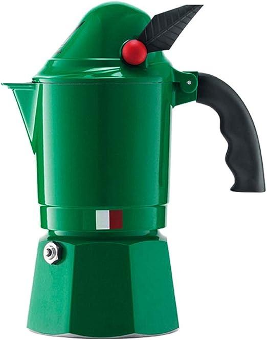 Boombee Moka Pot Tradicional Estilo Italiano Mocha Cafetera ...