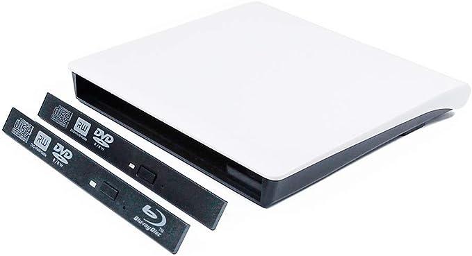 USB 2.0 External CD//DVD Drive for Asus Zenbook Ux31a-db52