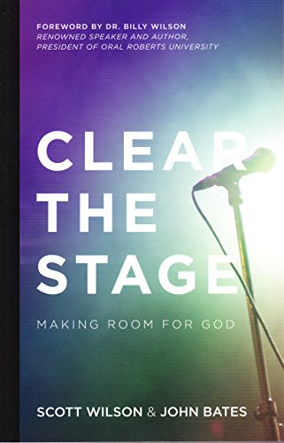 Not guilty the Stage: Making Room for God